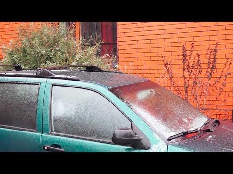 Телеканал ВІННИЧЧИНА: Негода накрила Вінницю і Вінницьку область