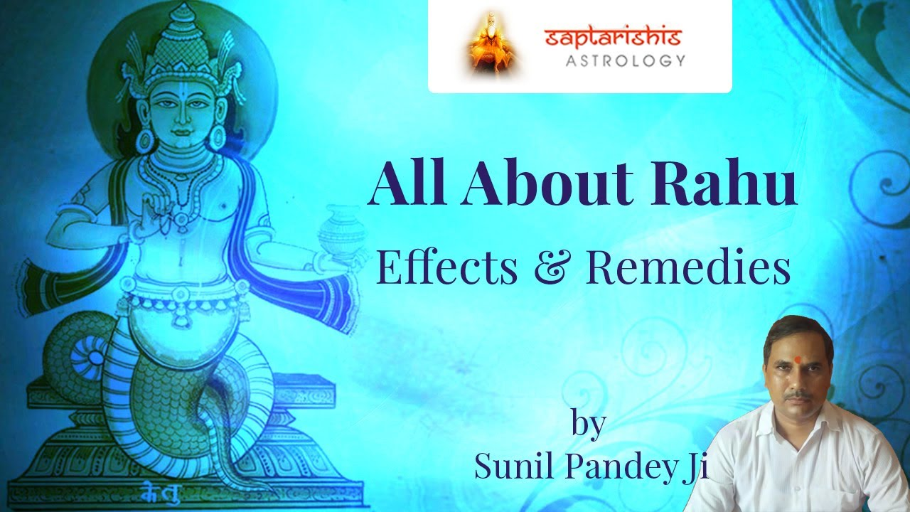 All About Rahu - Effects and Remedies [Eng Sub Titles]