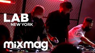 ItaloJohnson jacking techno set in The Lab NYC