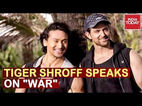Tiger Shroff Speaks Exclusively On Going Against Hrithik Rosshan In 'War' | In Da Club