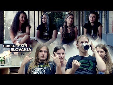ACID FORCE &  IN-SANE   Hudba Made in Slovakia 2017