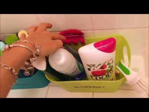 ♡ rangement salle de bain / organisation bathroom ♡