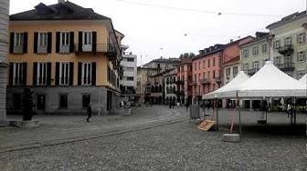 Piazza Grande, Locarno * 17-10-2016