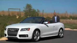 All New Audi S5 Cabriolet 2010 Overview