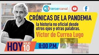 Está noche crónicas de la pandemia en Bogotá por Víctor de Currea Lugo