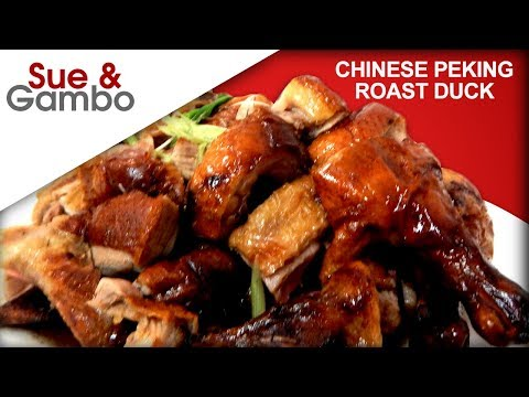 Chinese Peking Roast Duck Recipe