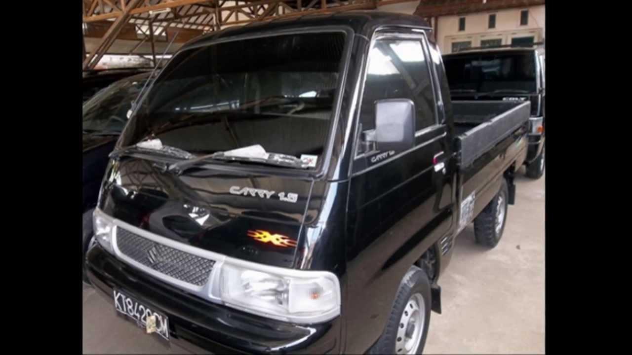 Dijual Suzuki Carry Pick Up 15 Tahun 2010 Hitam HP