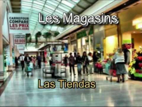 MDM Cours de Français - La Ville