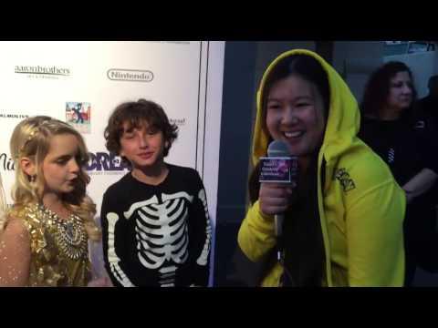 Dream Halloween 2016: McKenna Grace & August Maturo Interview