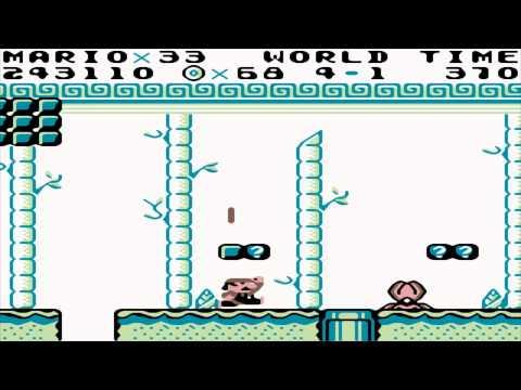 [Longplay] - Super Mario Land - [GB]