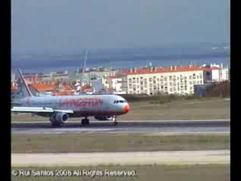 Livingston Energy Flight Airbus A321-231