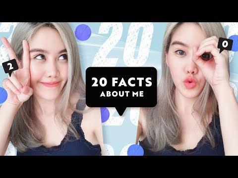 20 Facts About Me:: น้ำหนักเท่าไร? ทำศัลยกรรมไหม??| YINGPCP