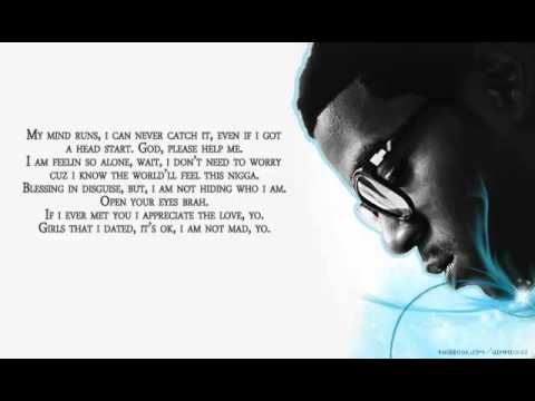 Kid Cudi - The Prayer w/ Lyrics