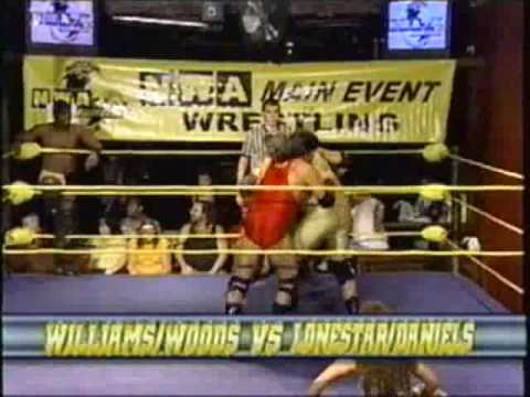 NWA Main Event Classic - Williams & Woods vs. Daniels & Lonestar
