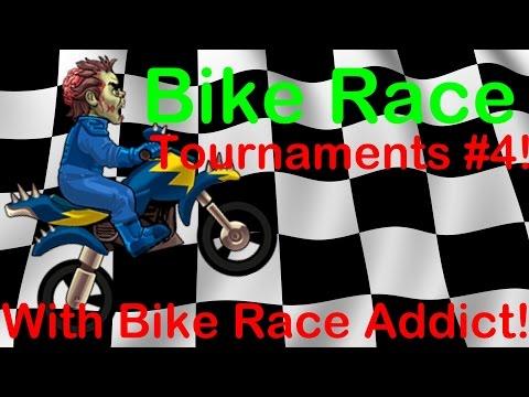 Bike Race Tournaments #4! Undead Acrobat!