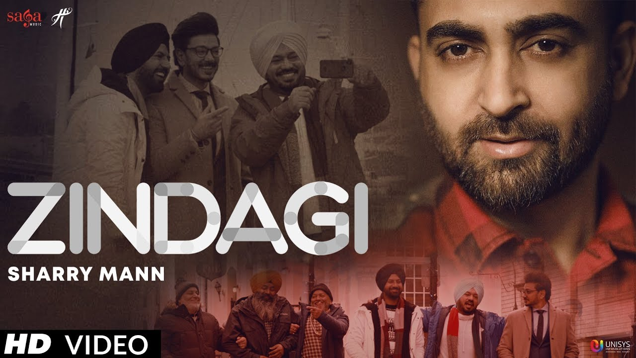 Sharry Mann – Zindagi | Gippy Grewal | Ardaas Karaan | Latest Punjabi Song 2019 | Humble | Saga