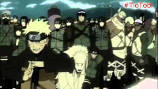 Amv Naruto- Nobody Helps