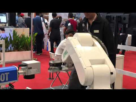 Hiwin Singapore Robot Application (Metaltech 2019)