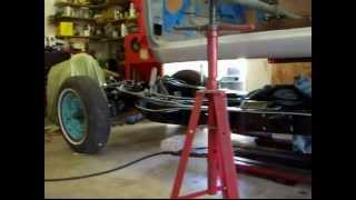 1955 buick Century: Body Meets Chassis