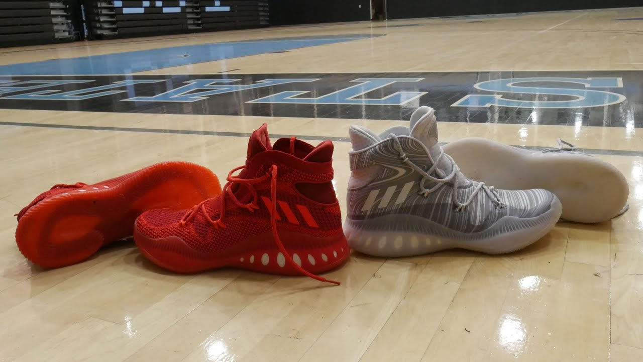 b5d111e9cdf7 Adidas Crazy Explosive Performance Review - YouTube
