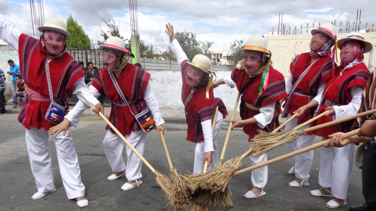 Taller De Danzas Tradicionales Y Populares Del Ecuador