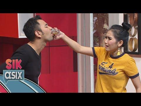 Ini Reaksi Raffi Ahmad Saat Disuruh Minum Jamu Pahit Sama Ayu Ting Ting  - Sik Asix (11/11)