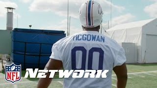 LaQuan McGowan Signs to Play Mulitple Positions for the CFL Montreal Alouettes | Undrafted | NFLN