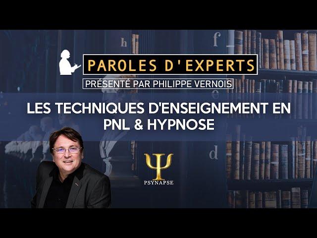 Les techniques d'enseignement - Paroles d'experts