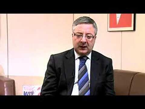 Entrevista con José Blanco