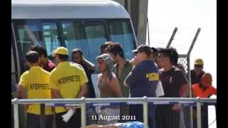 Asylum Seekers?   The Undeniable Truth from Christmas Island