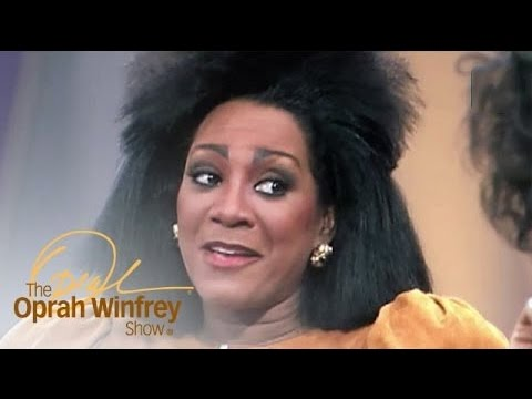 Why Patti LaBelle Almost Always Keeps Flowers Given to Her by Fans | The Oprah Winfrey Show | OWN