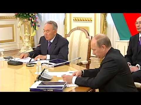 Kazakhstan President to Visit Kyiv: Nursultan Nazarbayev aims to bolster ties with European states