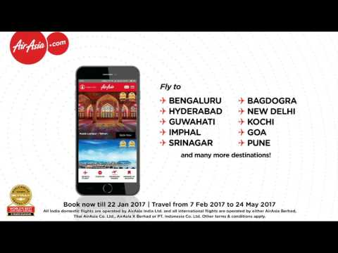 AirAsia India - Mobile20