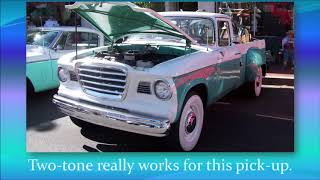 1961 Studebaker Pick-up - 2nd Look Sunday Fun Days 9 - That Lady Car Guy