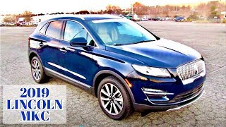 Here's Why the NEW 2019 LINCOLN MKC SUV is Worth $40,000