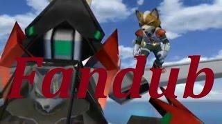 Star Fox Assault - El consejo de Wolf (Fandub Español Latino)