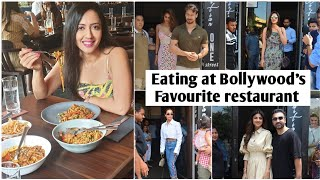 Bollywood Actors Favourite Hangout in Mumbai