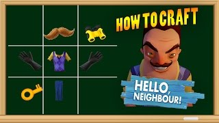 how to summon hello neighbour minecraft crafting scary hello neighbour