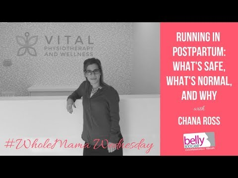 How To Return To Running After Baby | #WholeMama Wednesday