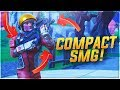 *NEW* COMPACT SMG NEEDS A NERF?!? COMPACT SMG GAMEPLAY! NEW SKINS! - Fortnite Battle Royale!