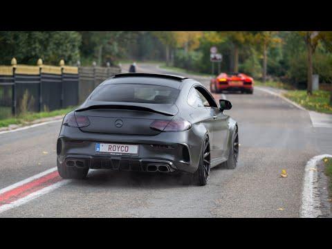 RENNtech Mercedes C63