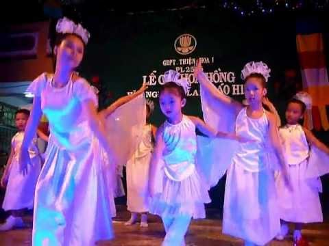 Múa: Cánh Cò Trong Câu Hát Mẹ Ru - GĐPT Thiện Hoa Một (26/08/2012 - 10ÂL)