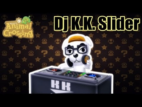 1 Hour Club Music Animal Crossing - New Leaf | Dj K.K. Slider | Nintendo 3DS