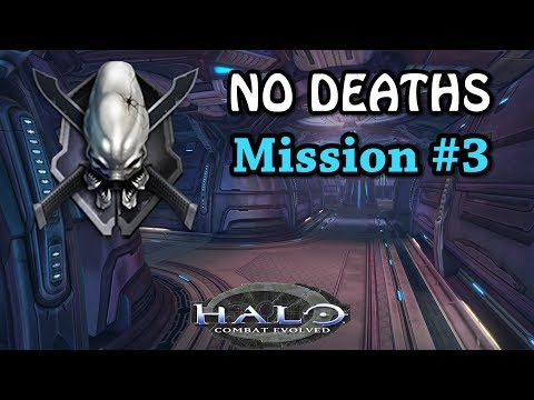 HALO CE LEGENDARY NO DEATHS Walkthrough ► Mission #3 Truth & Reconciliation