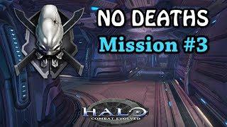 HALO CE LEGENDARY NO DEATHS Walkthrough ► Mission #3 Truth & Reconciliation