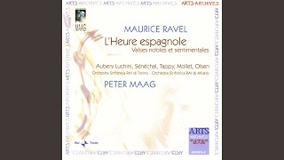 Valses Nobles Et Sentimentales: VIII. Epilogue: Lent (Ravel)
