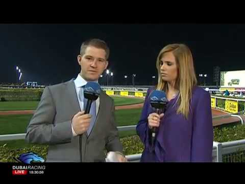 Part.1 - 26.01.2012 Dubai Duty Free 2012 Raceday - Dubai World Cup Carnival 2012