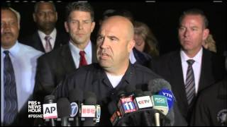 San Bernardino attack suspects killed in police shootout