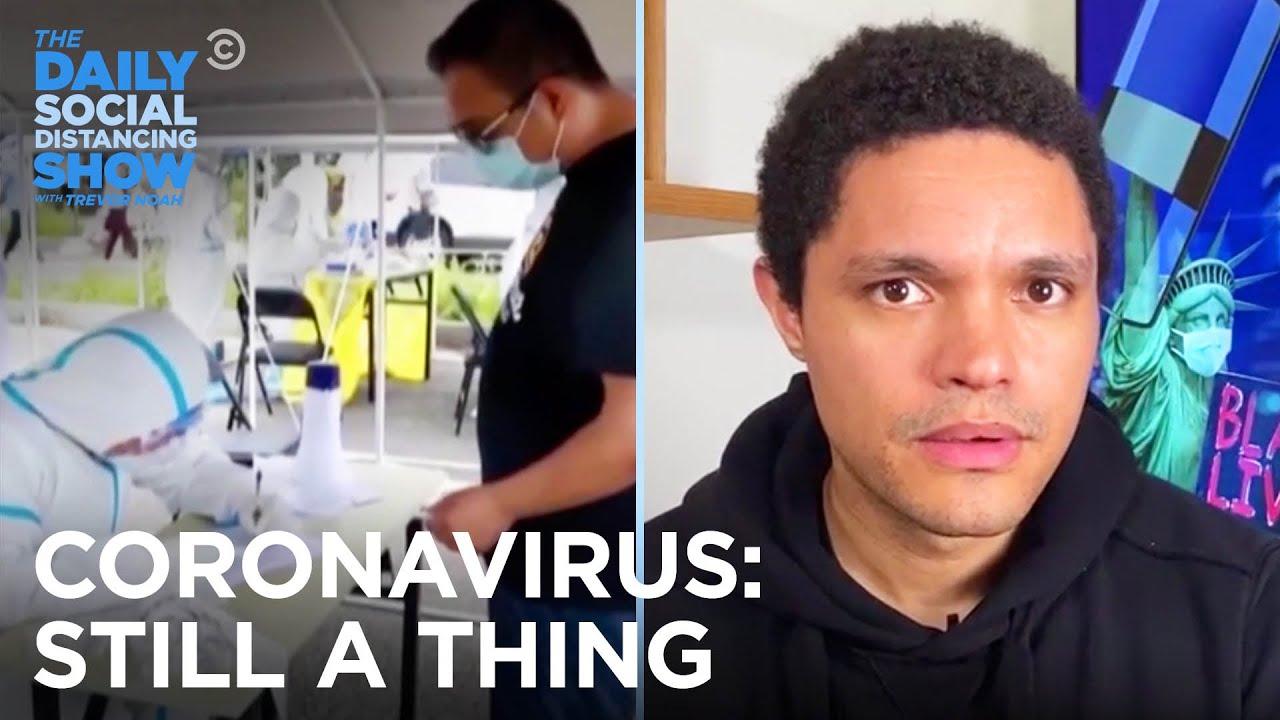 Coronavirus Surges & Beijing Locks Down | The Daily Social Distancing Show