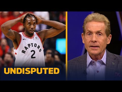 Skip and Shannon disagree on if the Raptors will close out Warriors in Game 6 | NBA | UNDISPUTED